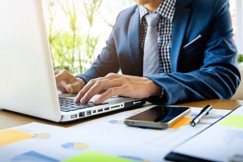 Externalisation gestion financiere