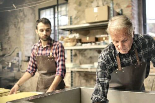 expert comptable artisans commerçants