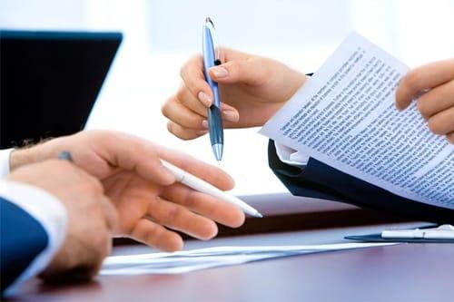 contrat travail regles